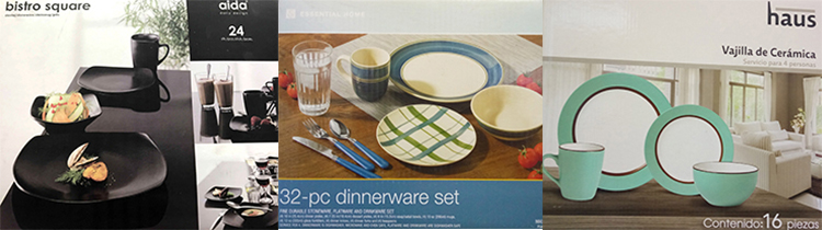 hot selling dinner set