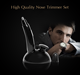 Battery Operated Electric Trimmer Nose and Ear Hair Trimmer