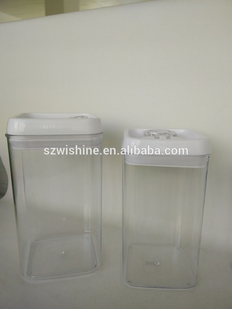 high quality food grade BPA free airtight ceramic coffee canister hot sale on line