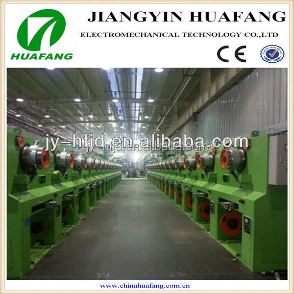SS series wire spooling machine price/galvanized wire