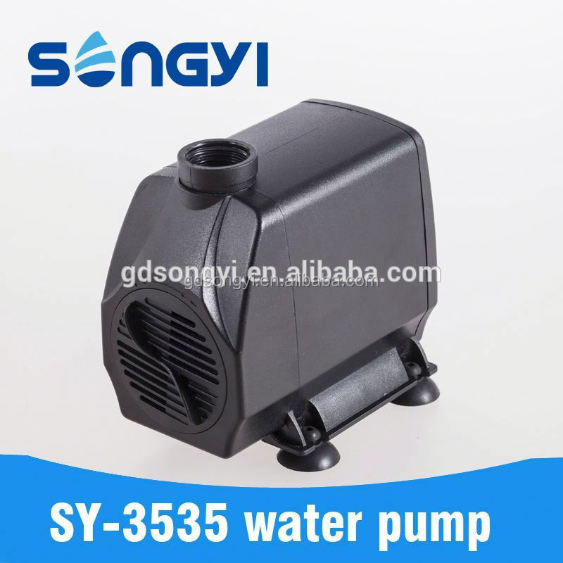 2014 New wast water pump