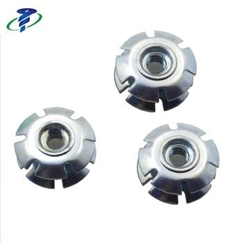 Manganese Alloy Spring M8x30mm Round Tube Threaded Inserts