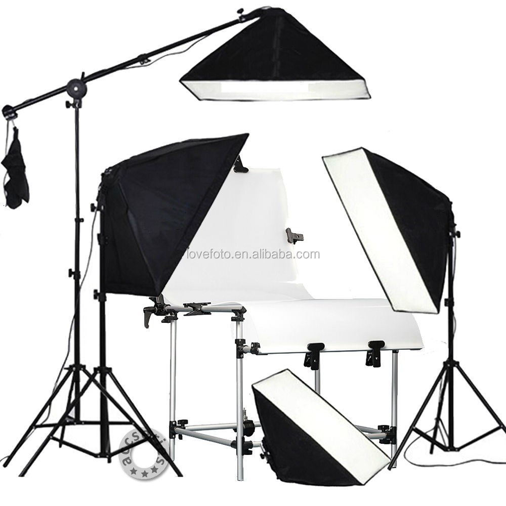 Portable Photography Studio Equipment for Professional & Home Studio Photography