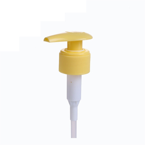 Easy handle customized color plastic 24 410 lotion pump
