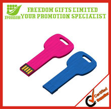 Promotional Cheap Wholesale Metal Key USB Flash Drive