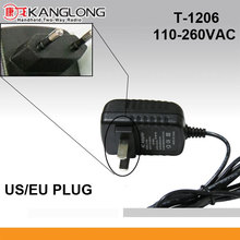 Switching power supply output 12v, walkie talkie adapter, two way radio switching supply