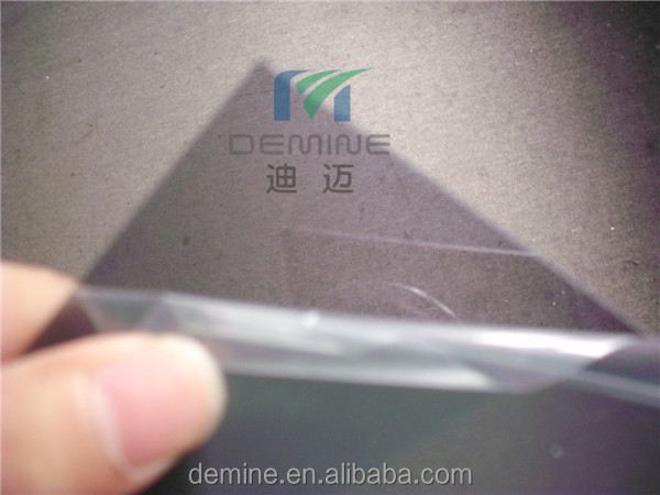 Clear UV-protection polycarbonate film/roll