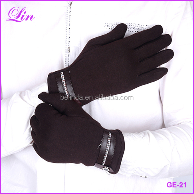 Men Sports Male Touch Screen Gloves for Phone Cotton Gloves Mittens Heated Outdoor Gloves