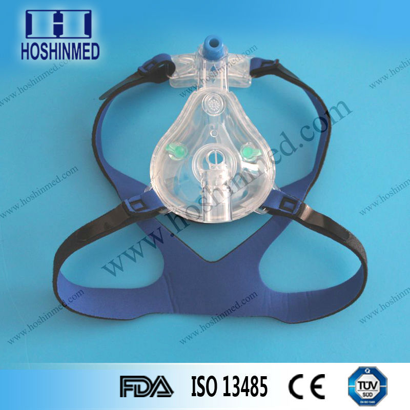 Easy To Wear And Remove Nasal CPAP Mask For Sleep Apnea