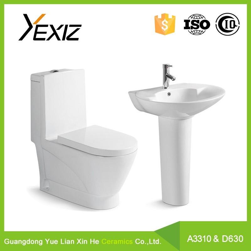 A3310 D622 Sanitary Ware Manufacturer Bathroom Set