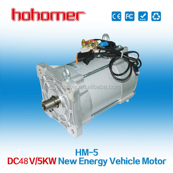 Hot Sale 5kw Ac Motor For Electric Car Motor Kit From China ...