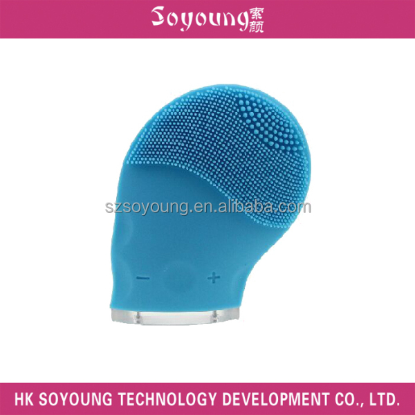 Silicone USB rechargeable Facial Cleansing Pad