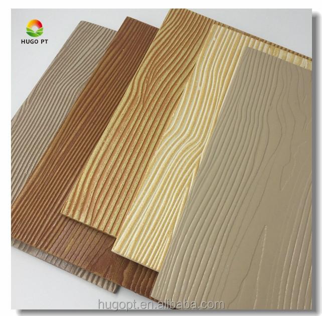 Tablero de fibra de cemento para exterior panel de - Panel madera cemento ...