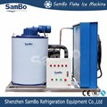 SamBo Factory Supply 1Ton Snow Flake Ice Shape Ice Machine With CE Certificates