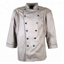 Groothandel Professionele <span class=keywords><strong>Restaurant</strong></span> <span class=keywords><strong>uniform</strong></span> koken executive italiaanse chef <span class=keywords><strong>uniform</strong></span>