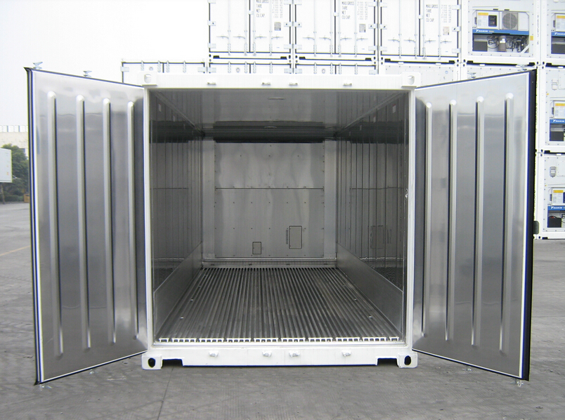 20ft 40ft New Reefer Refrigerated Container Price For Sale