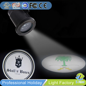 Outdoor advertising gobo projector logo light LED logo projector