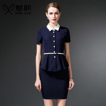 Women Suit Fashion Professional Ol Dress Business Formal Suit Buy