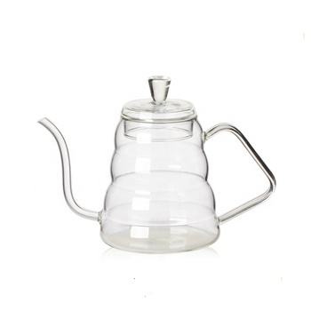 hot sell cold brew coffee maker borosilicate glass coffee pot