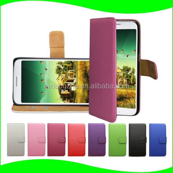 Cheap Custom Mobile Phone Accessories Flip Bumper Armor Hard Leather Wallet Back Cover Phone Case for Lenovo Vibe K4 Note