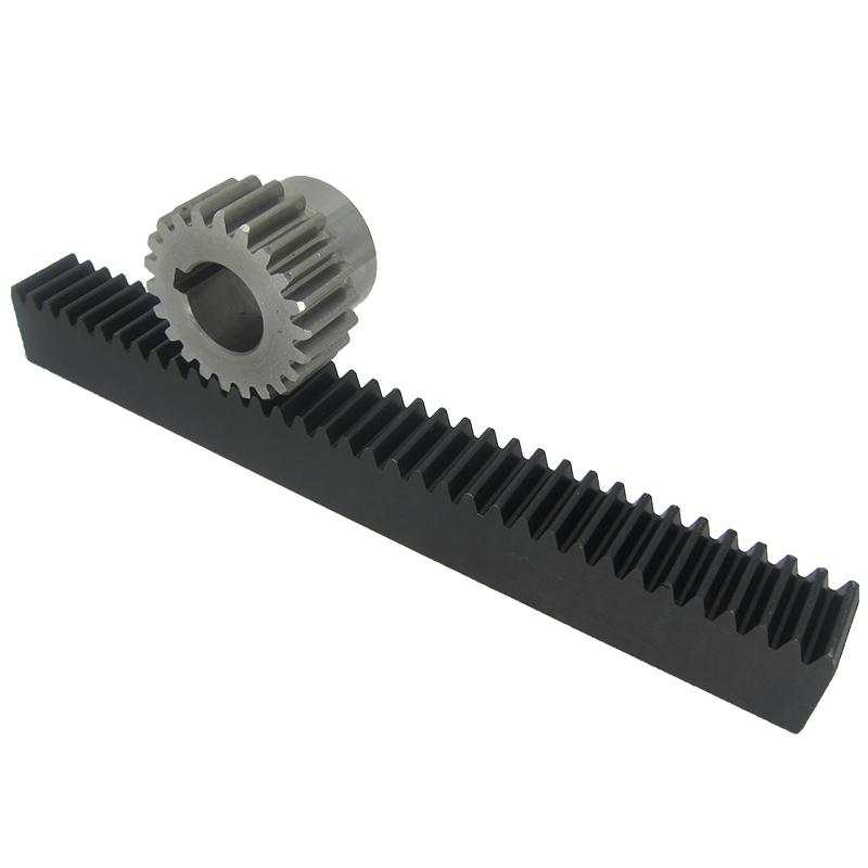 Module 10 High Precision CNC Straight Gear Rack