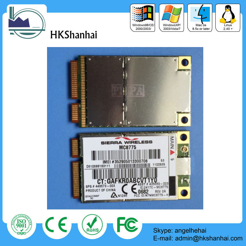 Competitive price quad-band mc8775 sierra wireless 3g gsm module