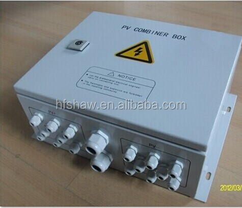 (High Quality)Solar PV String Combiner Box,Solar System Junction Box