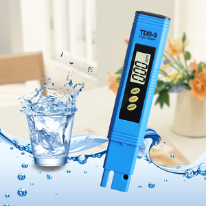The low price type tds meter price and tds water filter with ph conductivity tds meter