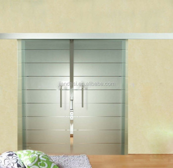 Binario In Alluminio E Rulli Sistemi Senza Telaio Per Residenziale Room  Porta Scorrevole In Vetro - Buy Porta Scorrevole,Residenziale Room Porta ...