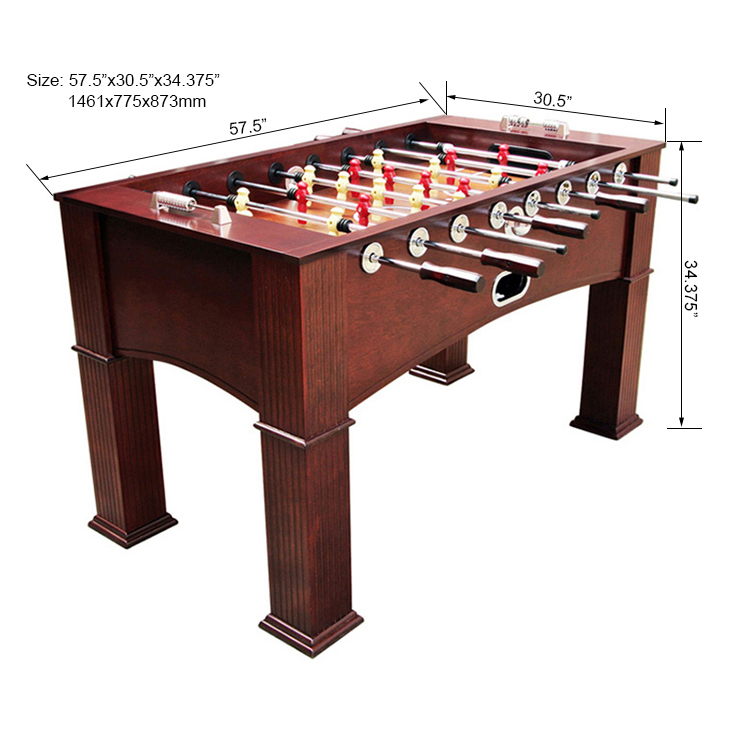 """57"""" Superior classic table soccer for sale"""