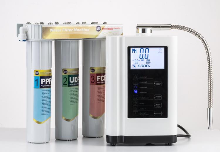 5 Plates None Dangers Alkaline Water Ionizer Price For