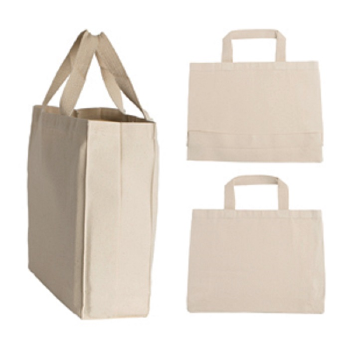 Cheap Natural 100% Shopping Calico Tote Cotton Bag - Buy Cheap ... 80d27f29af96