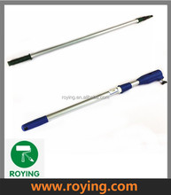 ROYING small concrete telescopic pole alumnium light extension pole