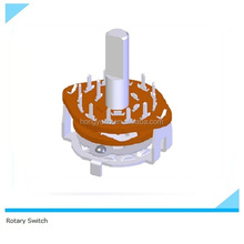 25mm rotary switch changeover rotary switch