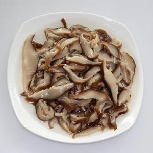 canned slice shiitake mushroom to Korea