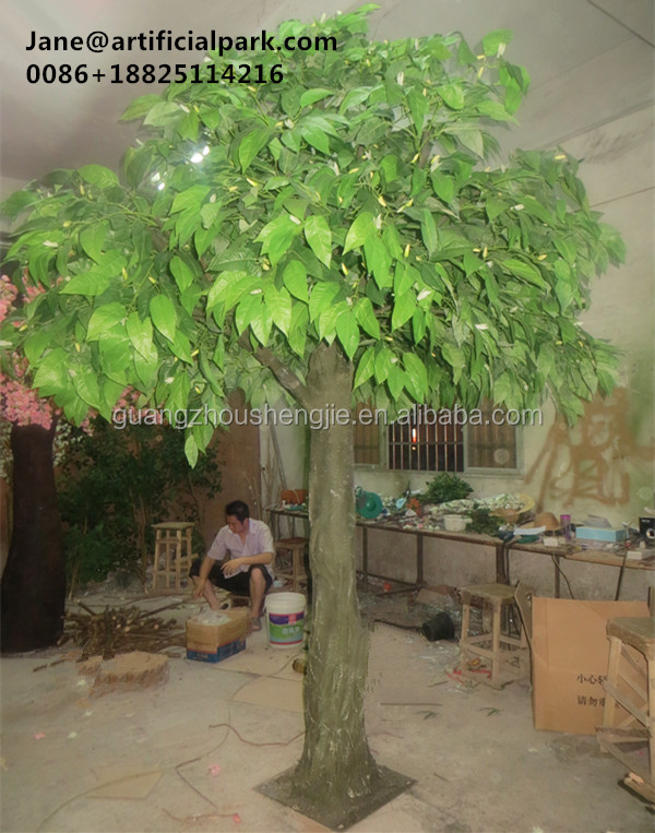 Decoratice Artificial Money Tree Make Fake Made In China Trees