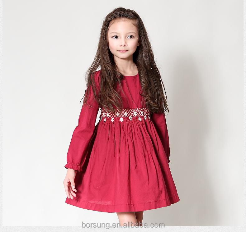 Imagenes de vestidos de nina con manga larga