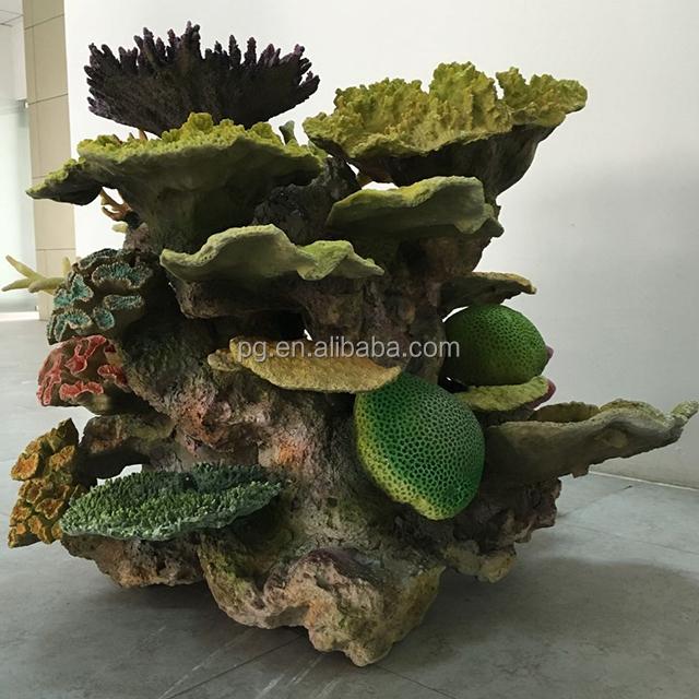 e30f44d8705e Pg Acrylic Aquarium Artificial Rock Reef Coral Rough - Buy Coral Rough