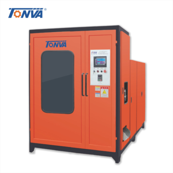 Tonva Automatic Cosmetic Bottles Extrusion Blow Molding Machine Maker