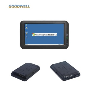 Window CE OS 7 Inch All in One PC with Touchscreen, 800x 480 ,RJ45, RS232 Port
