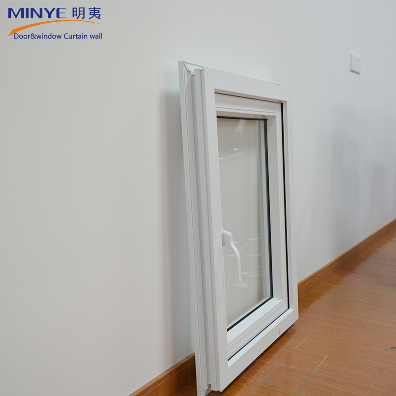 New product upvc top hung window make in china