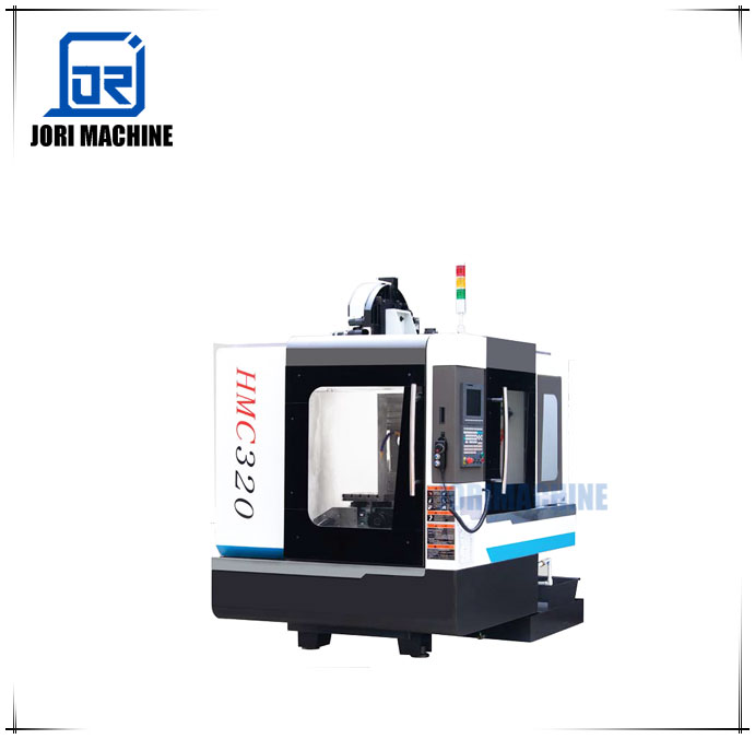 3 Axis Cnc-bewerkingscentrum HMC320 Mini Cnc-bewerkingscentrum Horizontale
