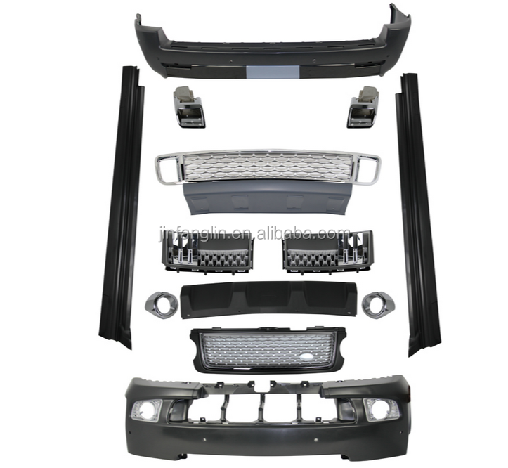 car body parts JINFANGLIN BODY KITS for RangeRover 2008-2012