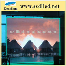 high definition smd indoor full color p10 led display rs232 text