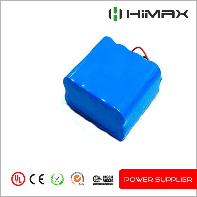 Lithium-ion 12v 6ah rechargeable battery pack