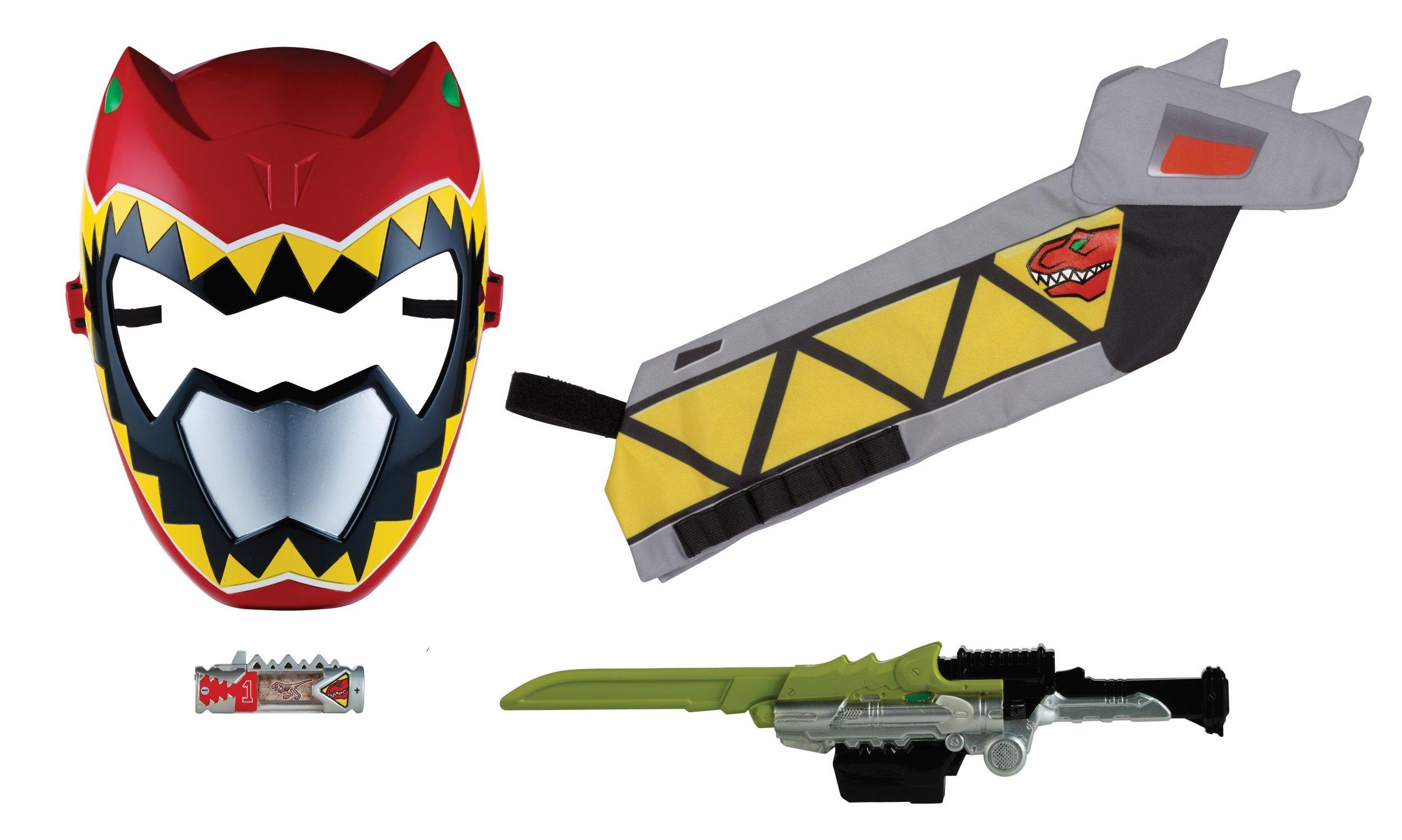 Power Rangers Dino Super Charge - Red Ranger Hero Set