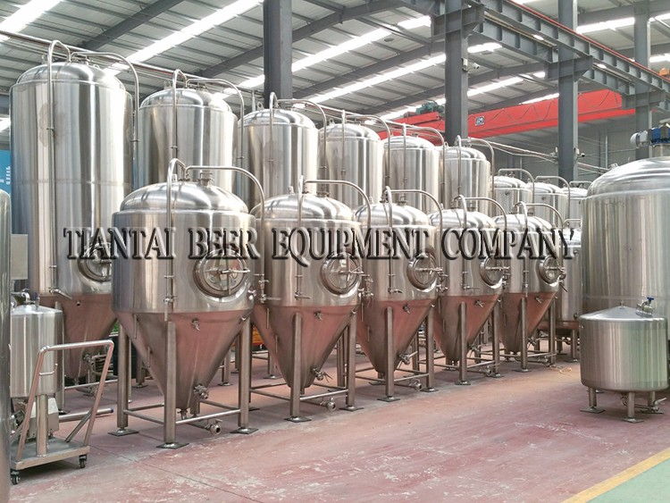 10bbl 12bbl 15bbl Hotel/Pub/Restaurant Beer Brewing Equipment /Craft Beer Brewery System Supply
