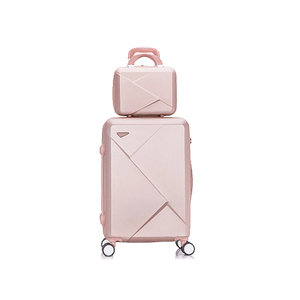 Super September Brand Retractable Pull Handle Trolley Suitcases Luggage For Ladies