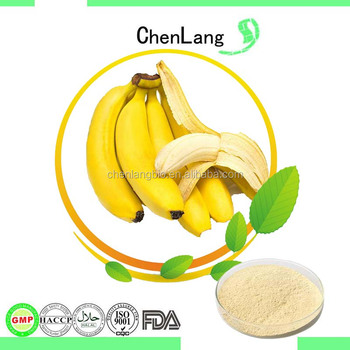 Fruit Extract Type Powder Form Banana Powder