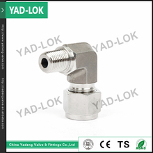 YAD-LOK Hot New Products Equal Waterproof 90 Degree Male Elbow